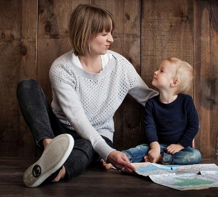 Single mom and child need short term health insurance